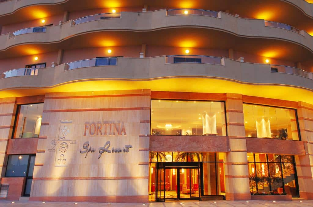 If Sliema is your holiday destination of choice, consider the Fortina Spa Resort.