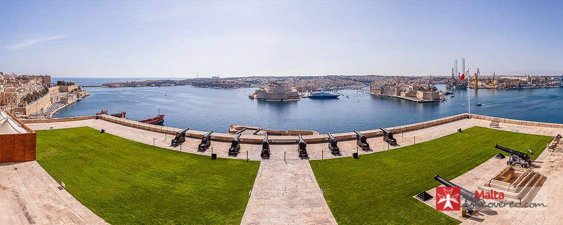 Malta is an island nation and one of the smallest countries in Europe.