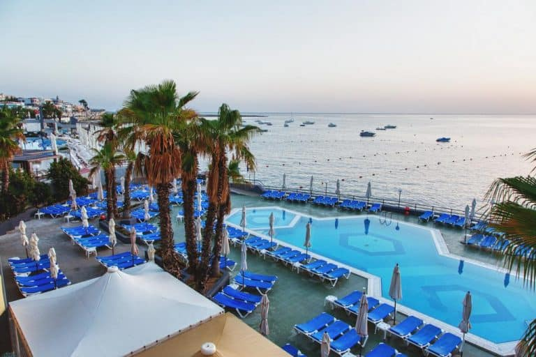 Perfect for Malta holidays by the pool: Seaside pool at the AX Sunny Coast Resort & Spa.