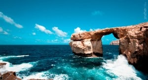 The Azure Window (Gozo)