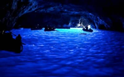 The Blue Grotto: Getting there and hopping on a boat trip
