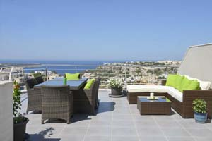 Bluewaters apartment Mellieha with amazing views.