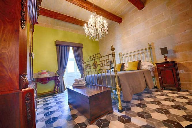 Casa Gemelli Boutique Guesthouse offers comfortable B&B accommodation in Gozo.