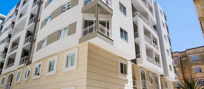 Depiro points apartments in Sliema