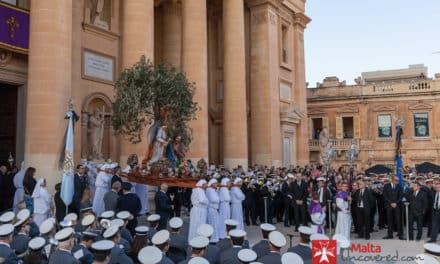 Good Friday processions in Malta