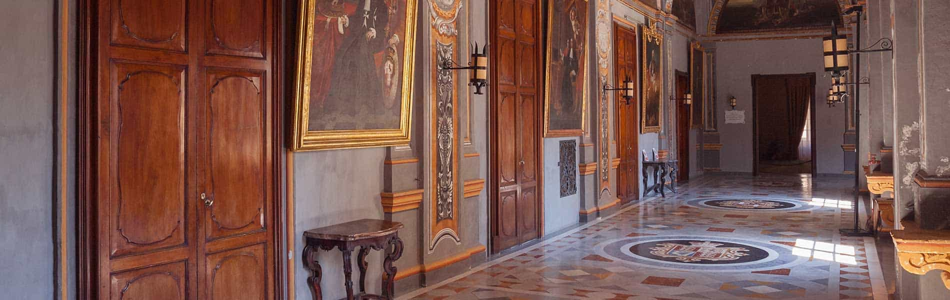 Halls of the Grandmaster's Palace: One of many reasons to visit Malta.