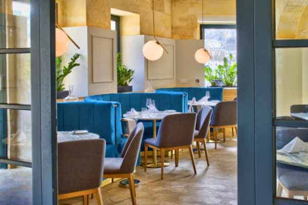 Hammett's Macina Restaurant in Senglea is a great choice for fine dining.