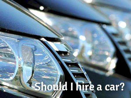 Should I hire a car in Malta?