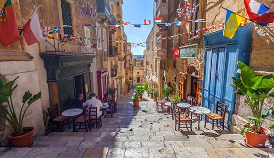 Get to know Malta