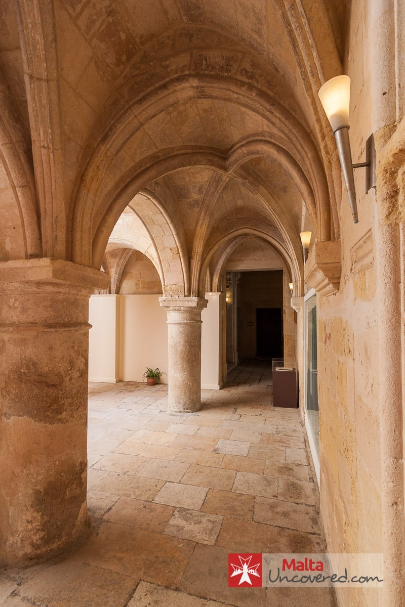 The Inquisitor's Palace in Birgu (Vittoriosa)