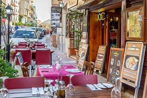 La Stalla is located in the heart of Bugibba,