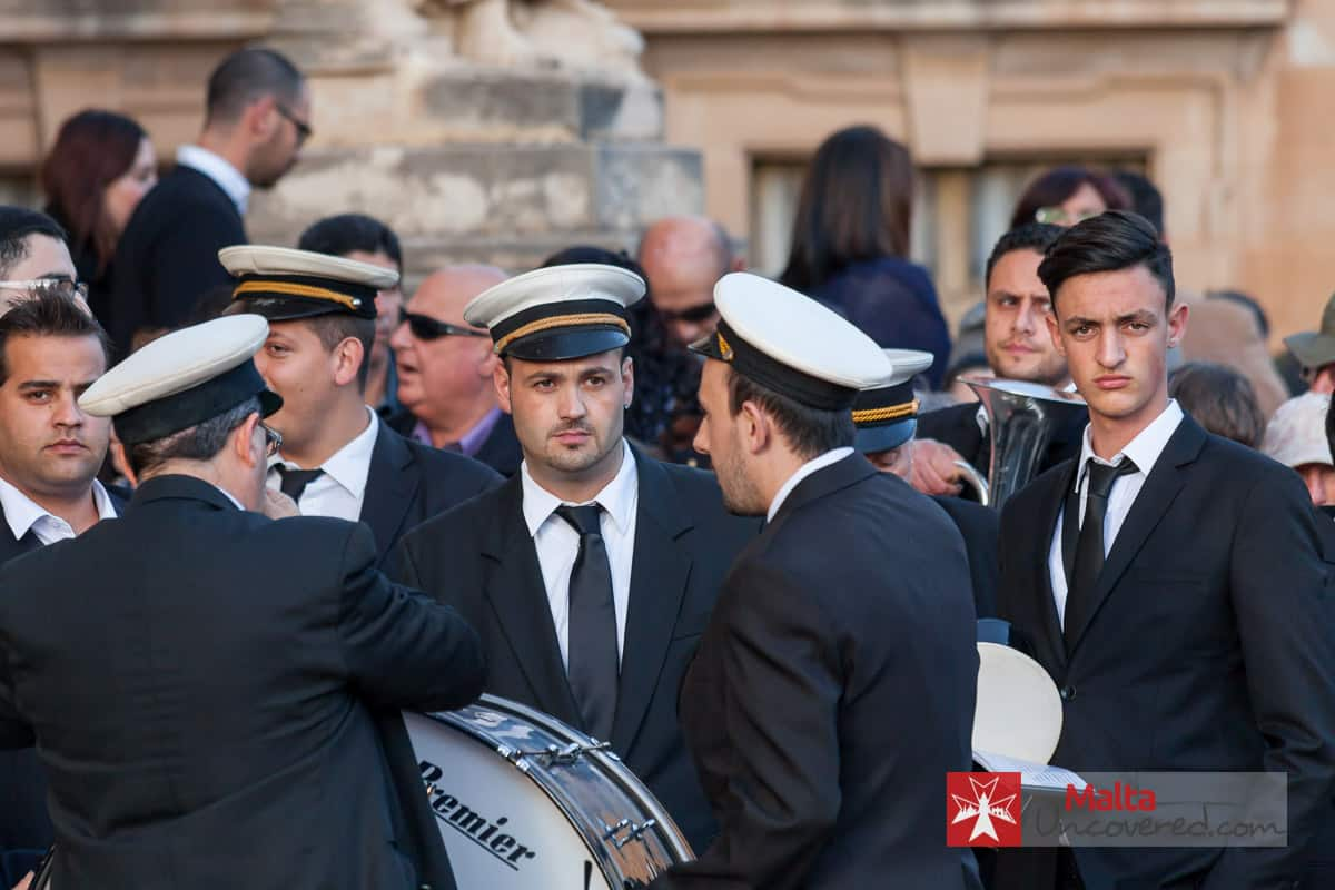 Malta band clubs and band marches