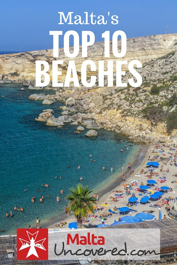 Best Beach Bodies Of 2016: The Top 10 Best Beaches In Malta + Hidden Gems And Tips