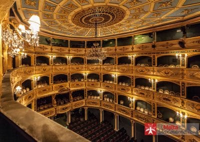 The majestic Manoel Theatre