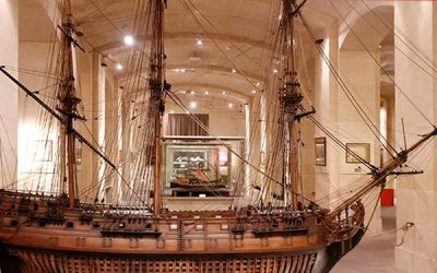 The Malta Maritime Museum: Visitor information and guide