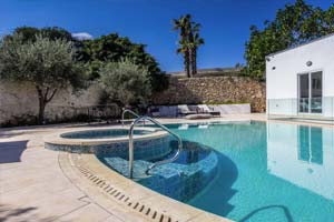 The Shells - villa with pool in Mellieha