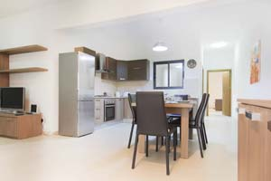 Spacious apartment in Mgarr.