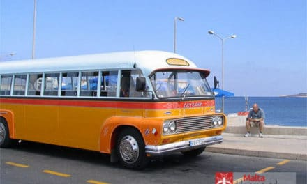 The Traditional Malta Bus and its history