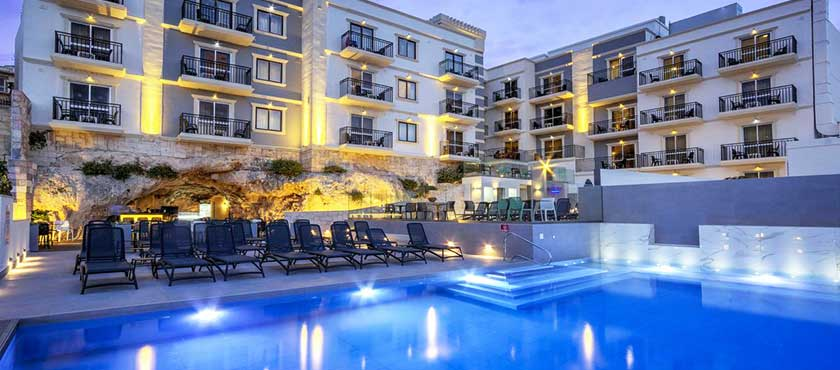 25 Best Hotels in Malta for 2019-2020 - Reviews, Best Rates
