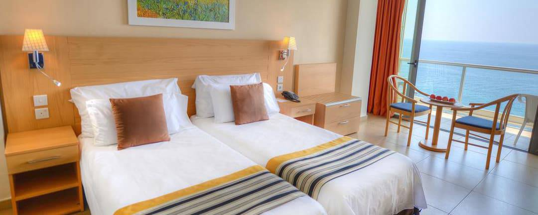 The Preluna Hotel and Spa is a good option for decent accommodation in Sliema.