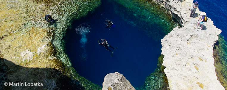 Diving in Malta is a very popular activity among scuba divers from around the world.