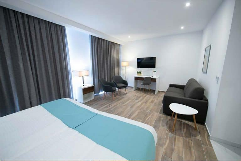 Malta holidays in comfort at the Solana Hotel