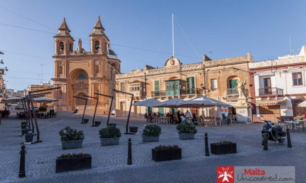 Places to see in the South of Malta
