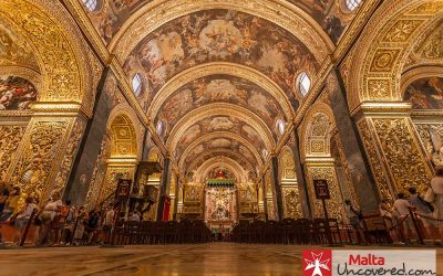 St. John's Co-Cathedral: Visiting the Crown Jewel of Valletta