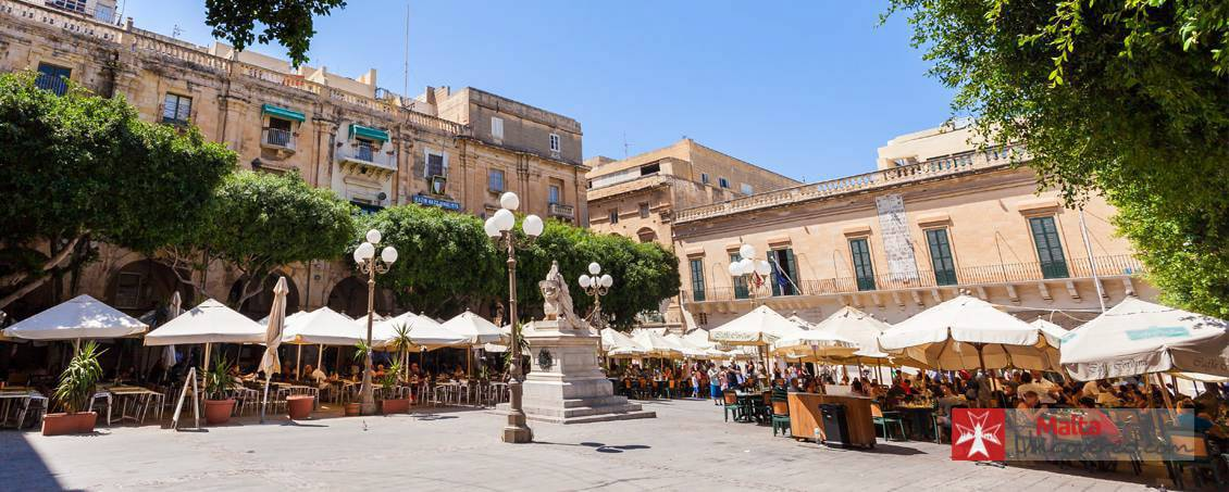 Where to stay in Valletta isn't easy with so much character all around in the city.