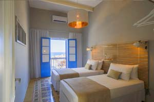 Lovely townhouse by the beach in Marsalforn, Gozo on Airbnb.