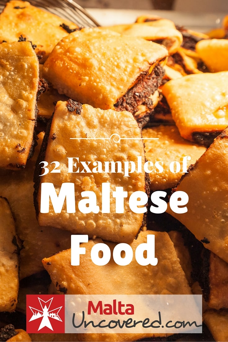 32 Examples of traditional Maltese food and the best places to get a taste.