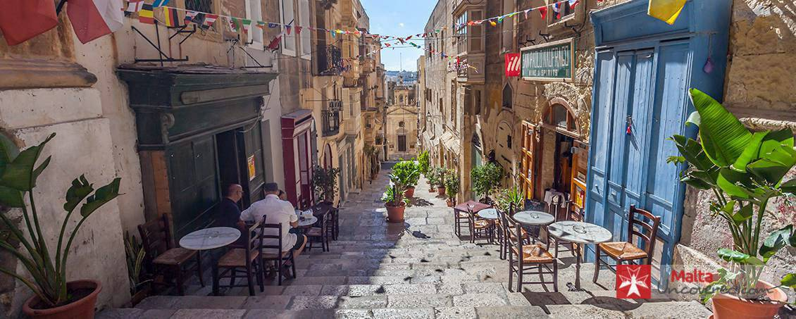 Valletta is one of the best places to visit in Malta.
