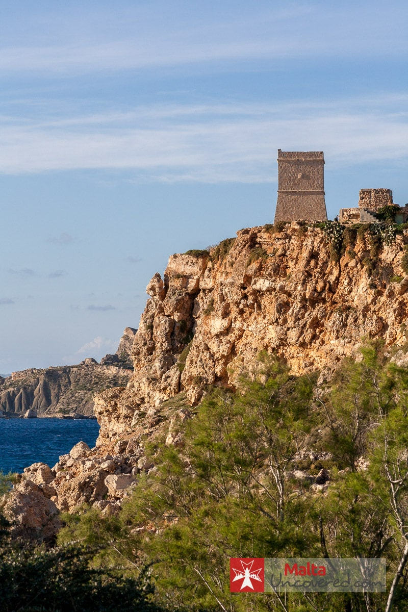 Malta's coastal watch towers and their part in the fortifications